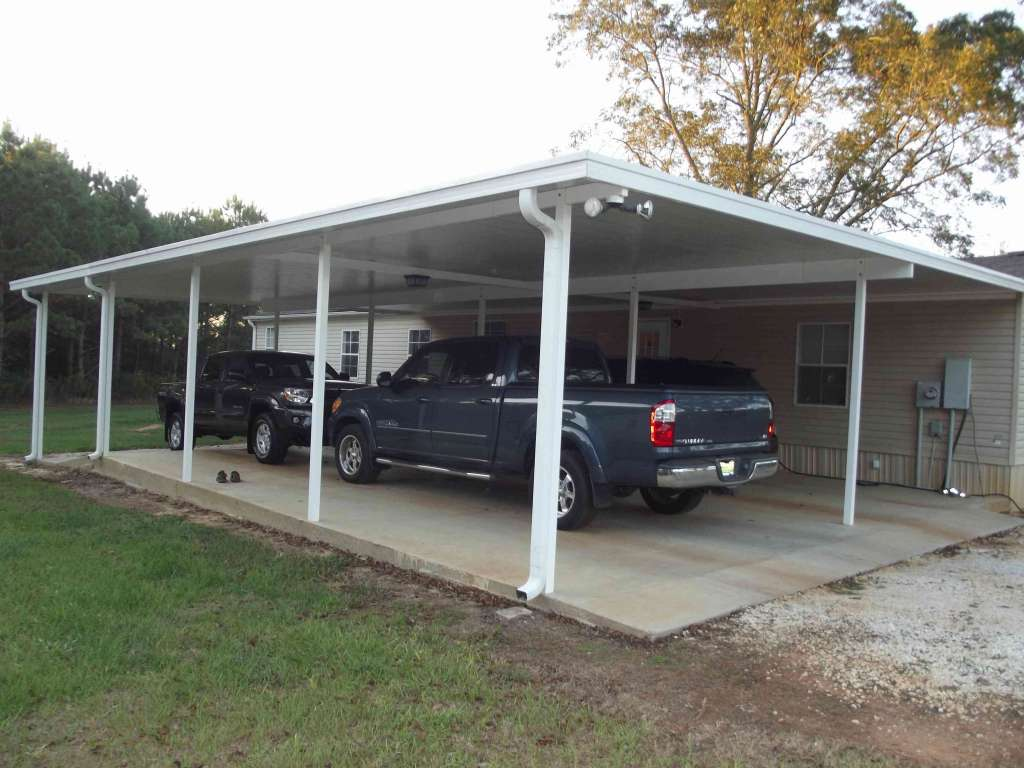 Carports gallery hathcock home services for Carports online
