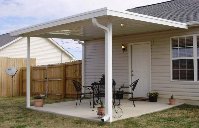 Awnings Carports Covers Amp Walkways Hathcock Home Services
