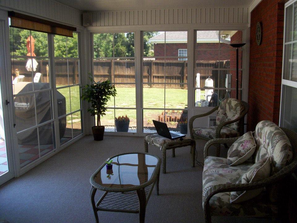 Breeze Room Convertable Sunroom And Screenroom
